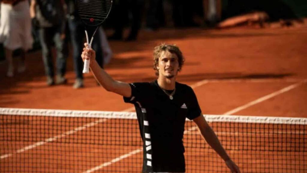 Alexander Zverev will be the favourite in the upcoming Kei NIshikori vs Alexander Zverev clash at the ATP Madrid Open 2021