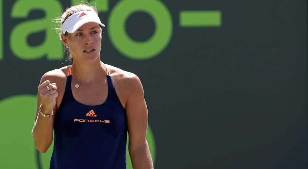 Angelique Kerber will be the favourite in her first round match at the French Open 2021.