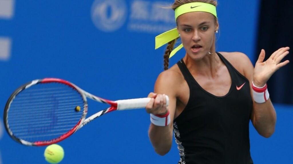 Anna Karolina Schmiedlova will be the favourite in the Anna Karolina Schmiedlova vs Amanda Anisimova clash in Parma.