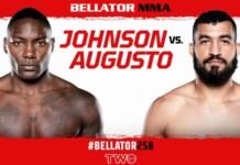 Anthony Johnson vs Jose Augusto