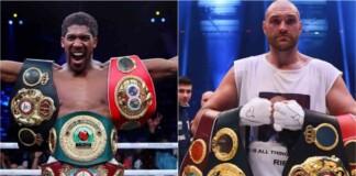 Eddie Hearn on Anthony Joshua vs Tyson Fury