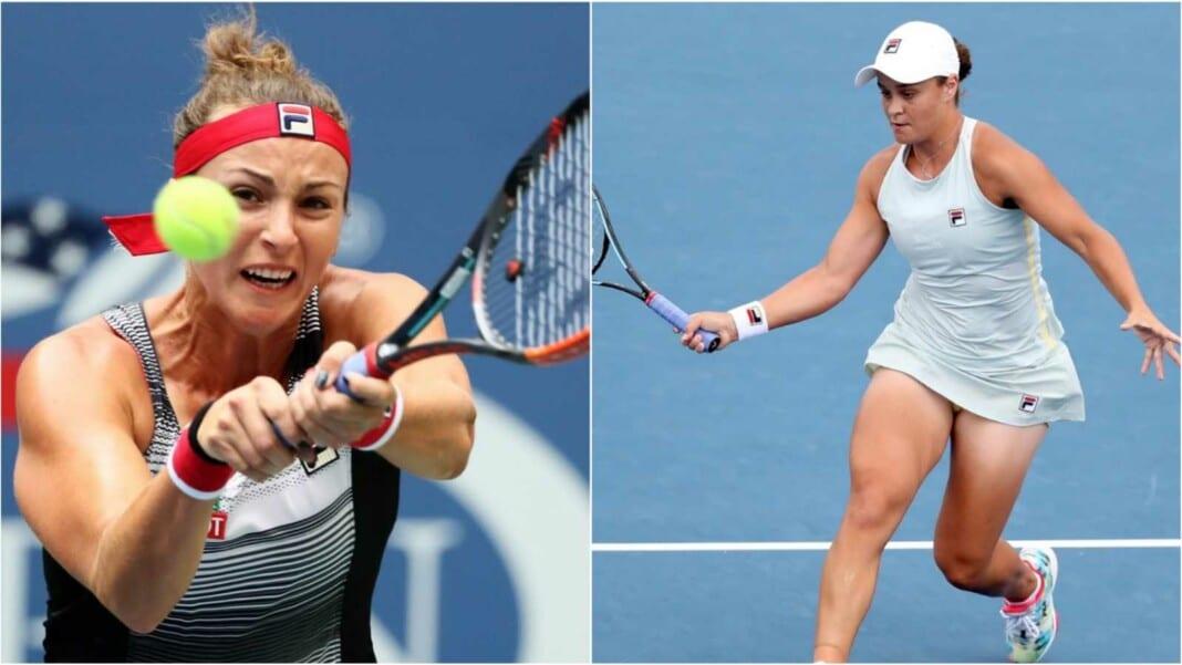 Ashleigh Barty vs Yaroslava Shvedova