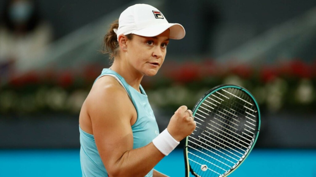 Ashleigh Barty will be the favourite in the upcoming Ashleigh Barty vs Yaroslava Shvedova clash at the Italian Open 2021.