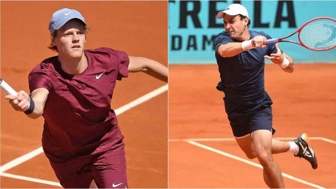 Aslan Karatsev vs Jannik Sinner set to play in the opening round of the Lyon Open 2021