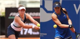 Barbora Krejcikova vs Sorana Cirstea