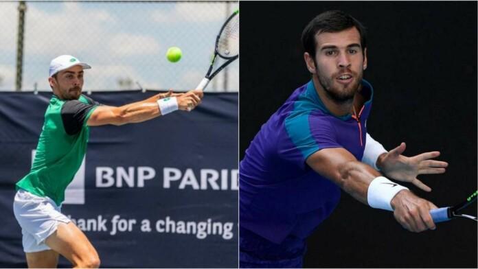 Benjamin Bonzi vs Karen Khachanov will be up against each other in the Lyon Open 2021