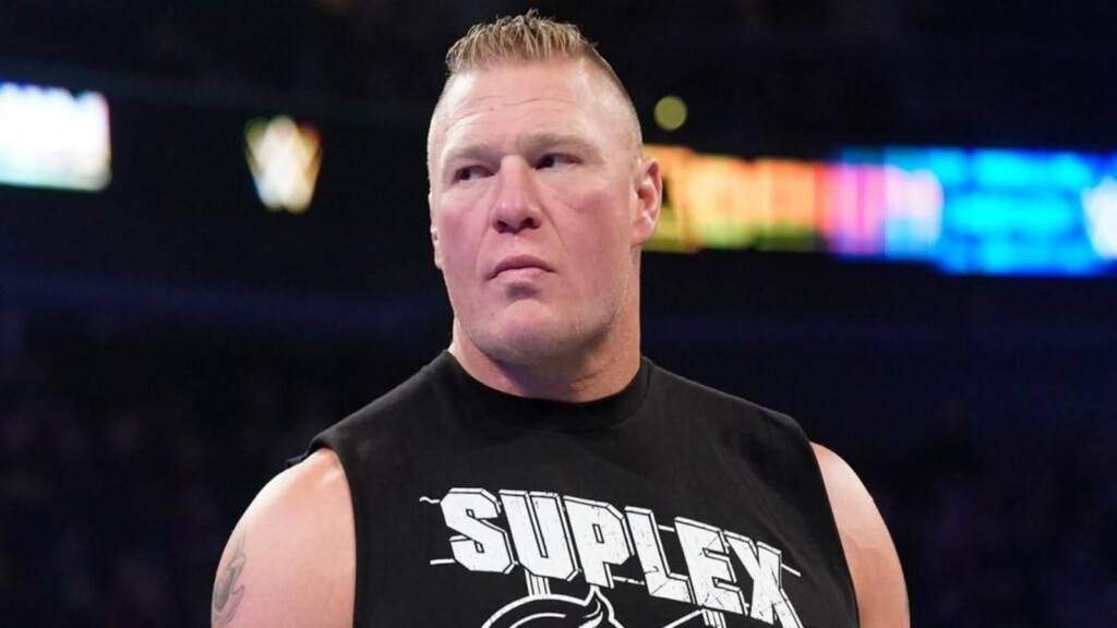 Brock Lesnar's career