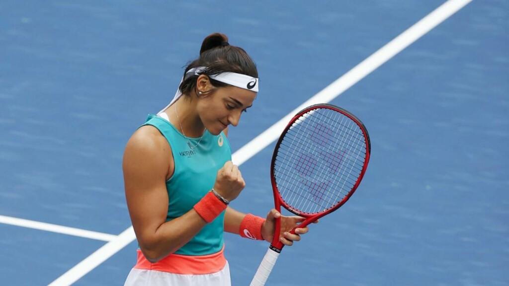 Caroline Garcia will be the favourite in the upcoming Katerina Siniakova vs Caroline Garcia  clash at the Parma Open 2021.