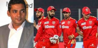 Ajay Jadeja and Punjab Kings