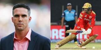 Kevin Pietersen and Mayank Agarwal