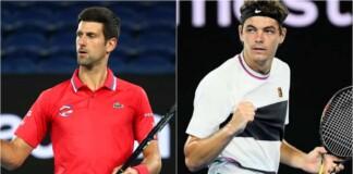 Novak Djokovic vs Taylor Fritz