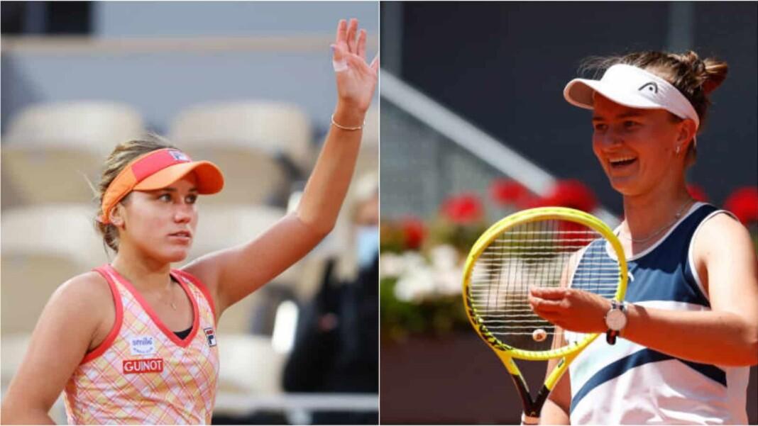 Sofia Kenin vs Barbora Krejcikova