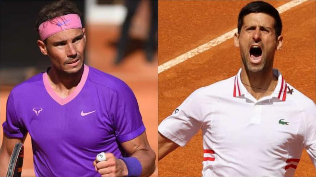 Novak Djokovic vs Rafael Nadal