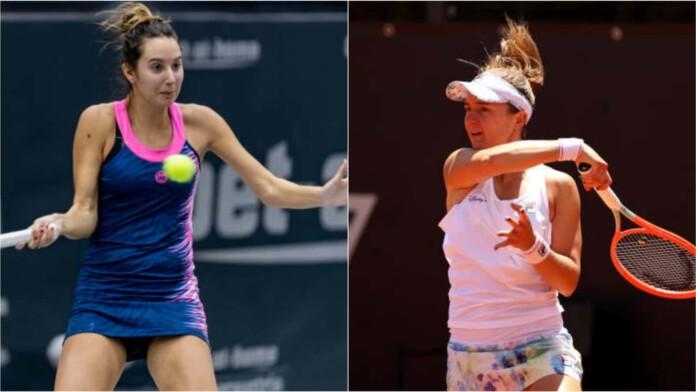 Nadia Podoroska vs Oceane Dodin