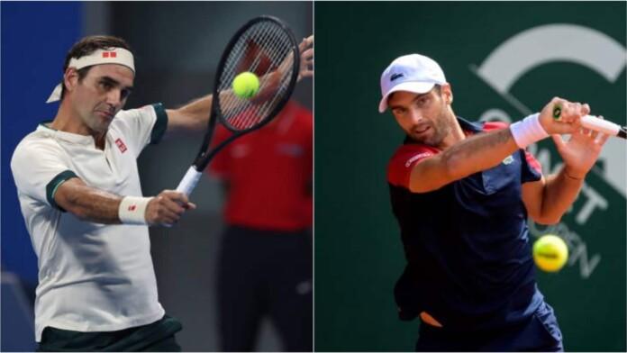 Roger Federer vs Pablo Andujar