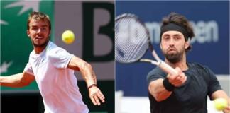 Nikoloz Basilashvili vs Andrej Martin
