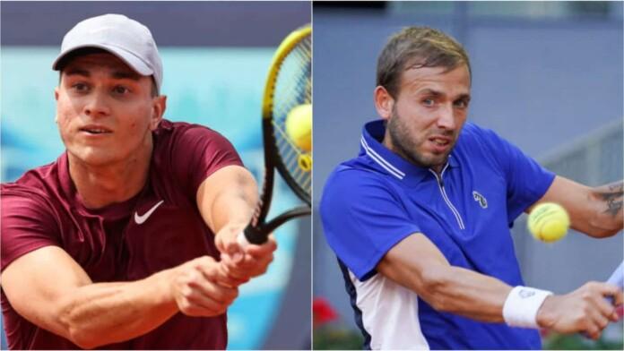 Dan Evans vs Miomir Kecmanovic