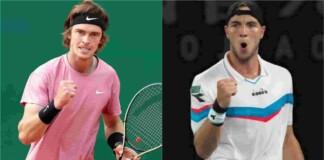 Andrey Rublev vs Jan-Lennard Struff