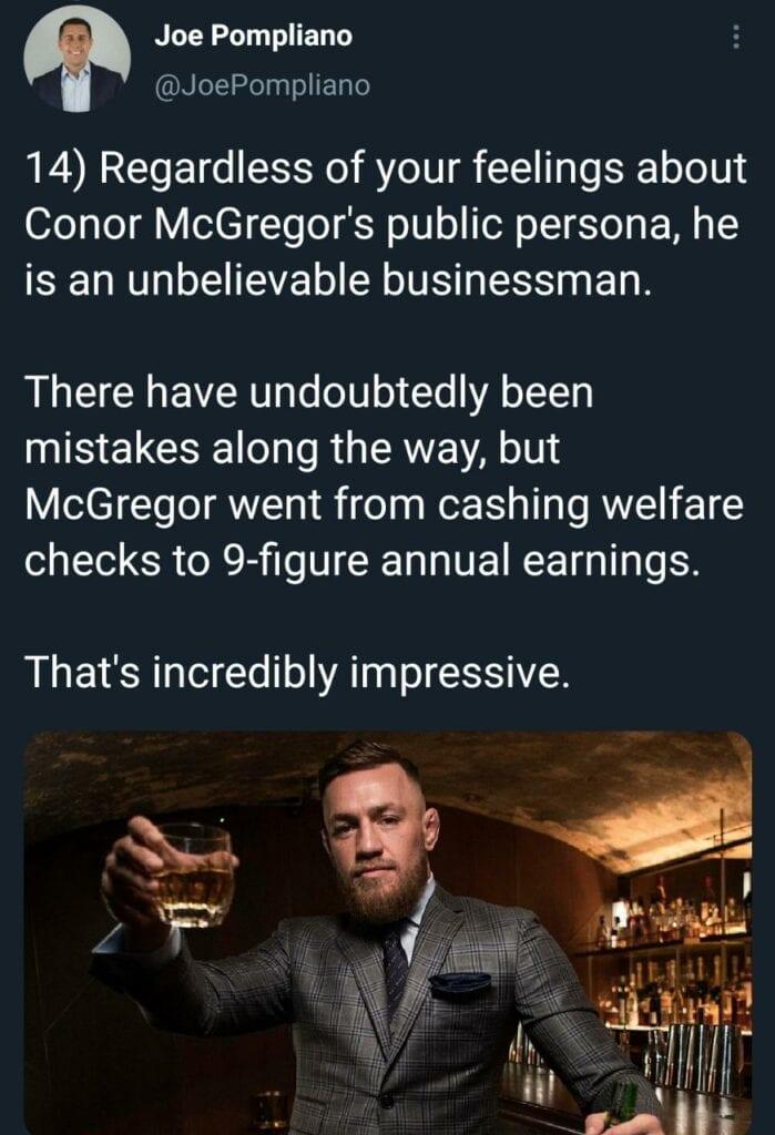 Conor McGregor richest athlete