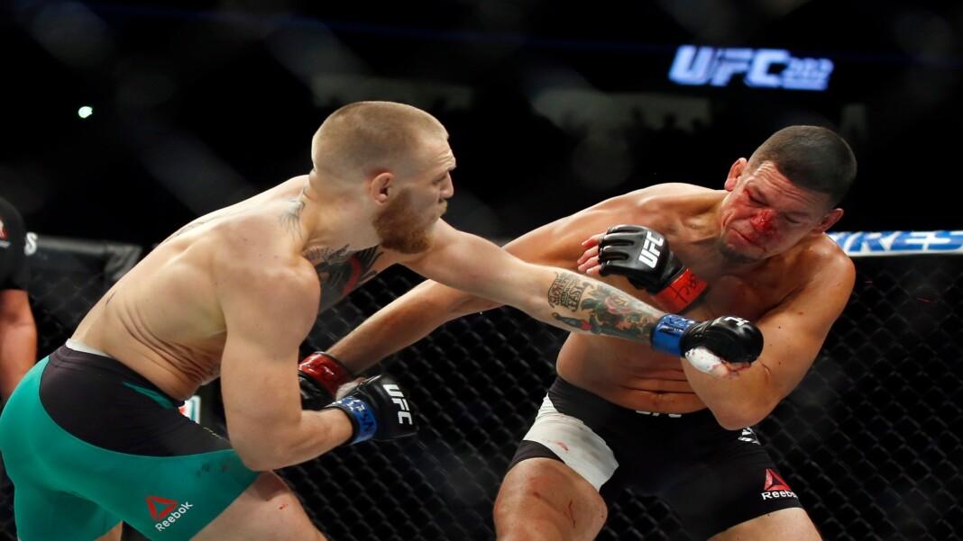 Top 5 fiercest UFC rivalries