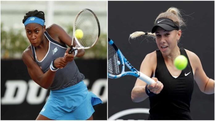 Cori Gauff vs Amanda Anisimova