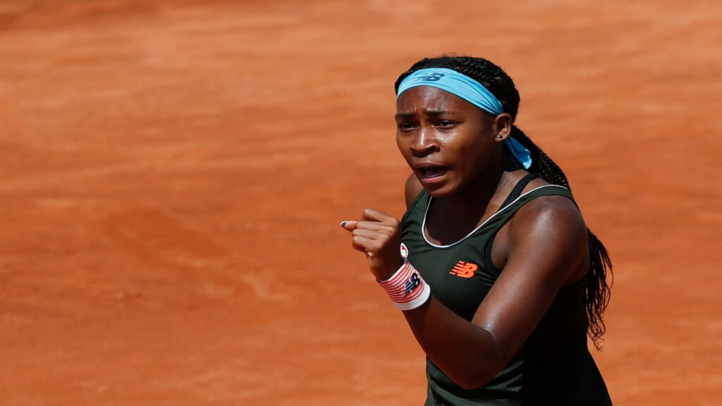 Cori Gauff will be the favourite in the upcoming Cori Gauff vs Amanda Anisimova clash at the WTA Parma Open 2021