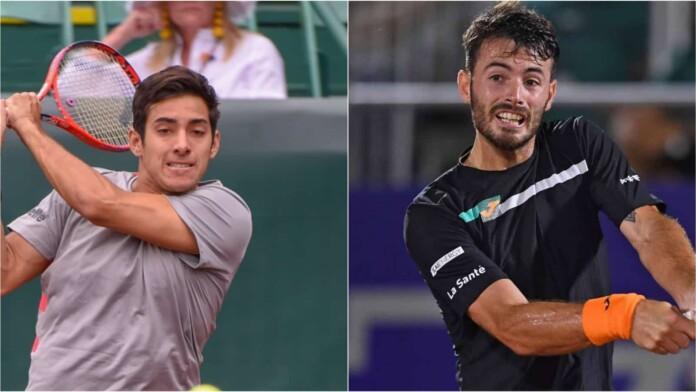 Cristian Garin vs Juan Ignacio Londero will meet in the 1st round of the French Open 2021