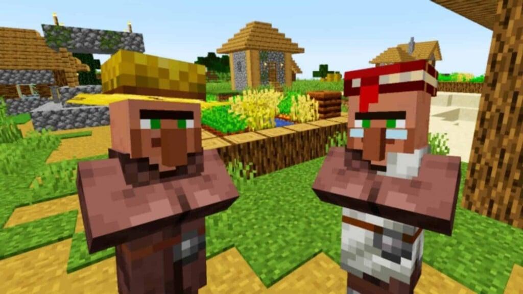 Curse of Binding in Minecraft 2 - FirstSportz