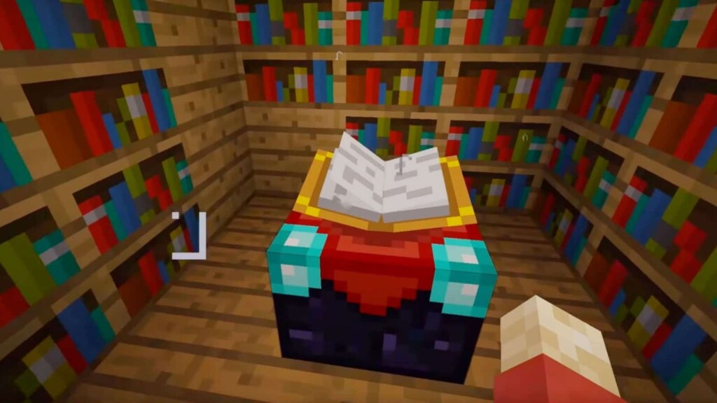 Curse of Binding in Minecraft