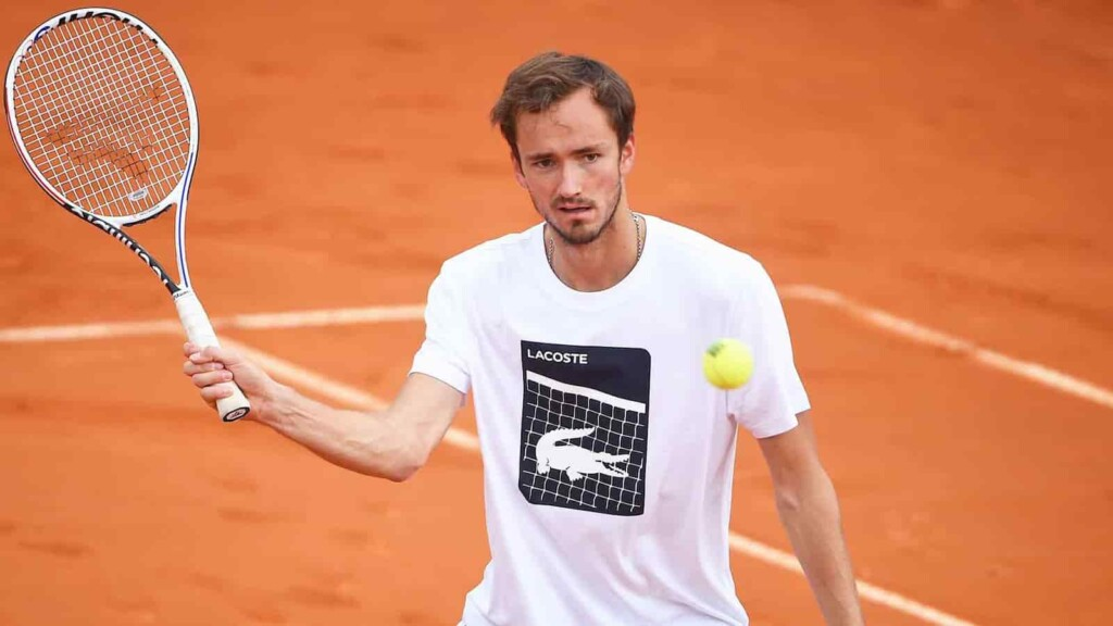 Daniil Medvedev will be the favourite in the upcoming
