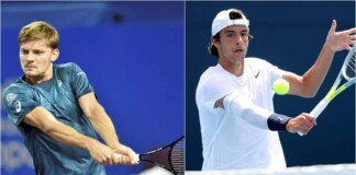 David Goffin vs Lorenzo Musetti will face off in the first round of the French Open 2021