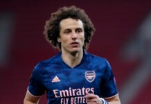 Luiz to leave Arsenal at the end of this season as he doesn't want to renew his contract