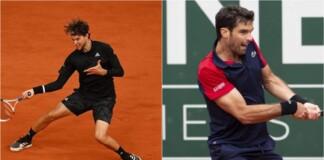 Dominic Thiem vs Pablo Andujar