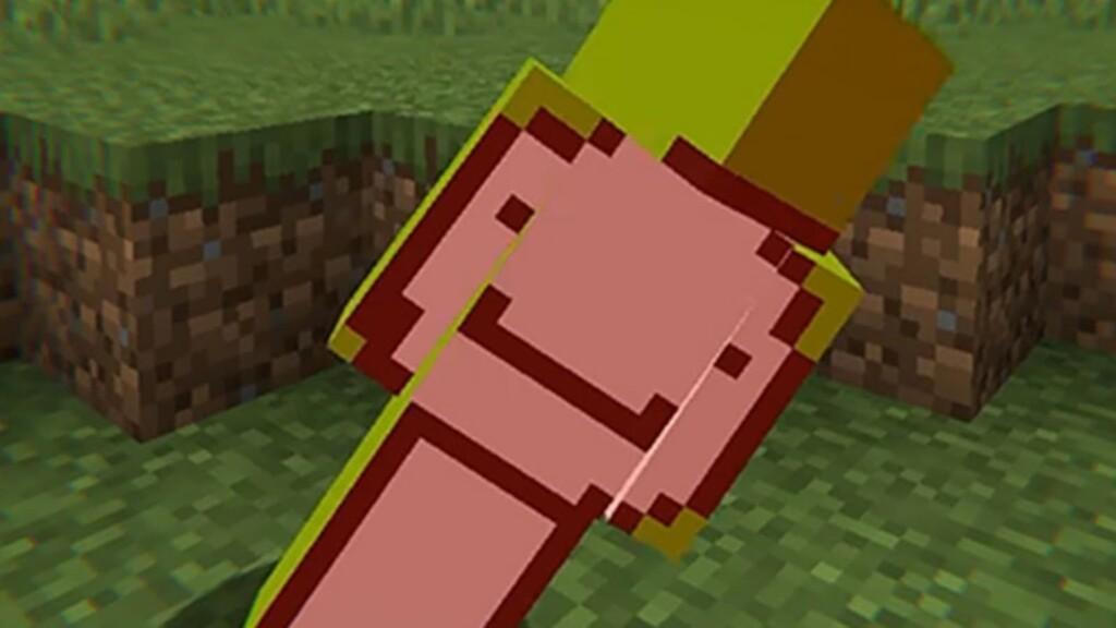 Dream Cheating in Minecraft