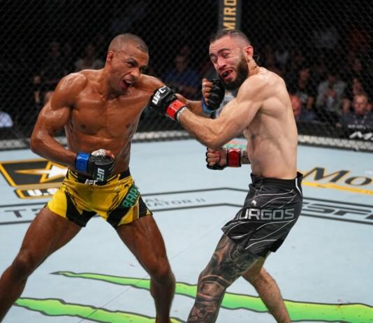 Edson Barboza UFC 262