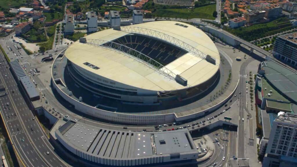 The new UEFA Champions League final venue