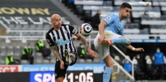 Manchester City records a 4-3 win against Newcastle as Ferran Torres scores a brilliant hattrick