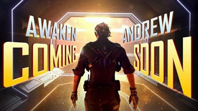 Free Fire Awakened Andrew