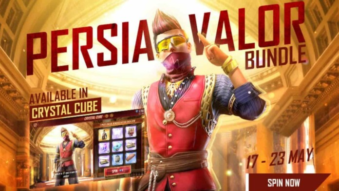 Free Fire Redeem codes for today, Get Persia Valor bundle for free