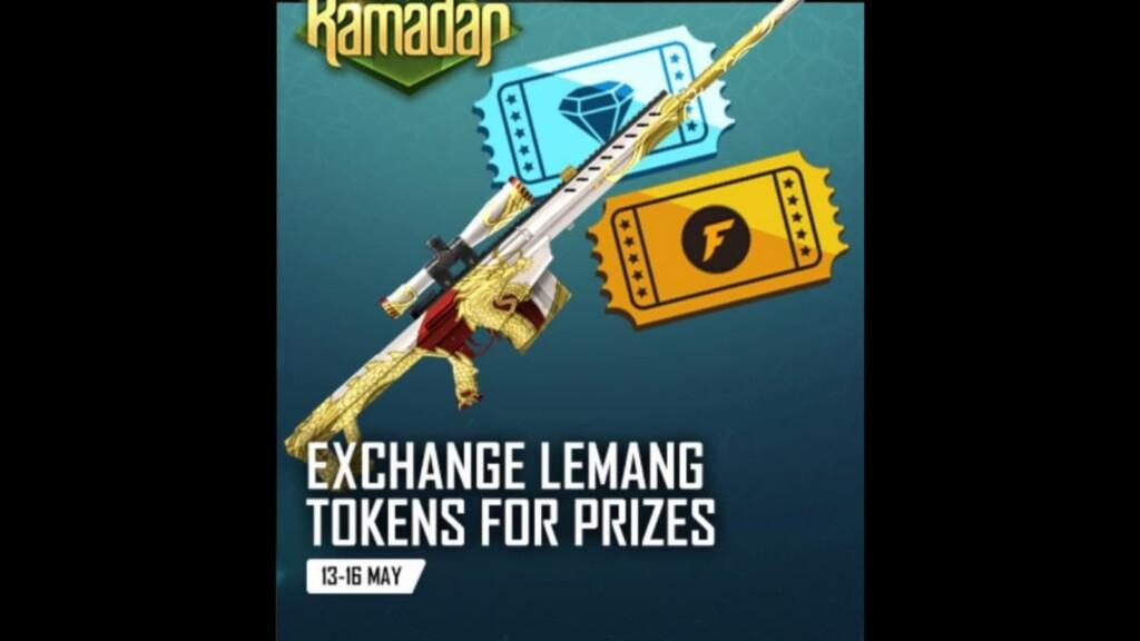 Free Fire Ramadan Event Eid Rewards