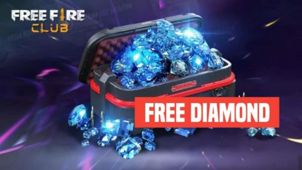free Free Fire diamonds