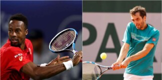 Gael Monfils vs Albert Ramos Vinolas will meet in the 1st round at the French Open 2021.
