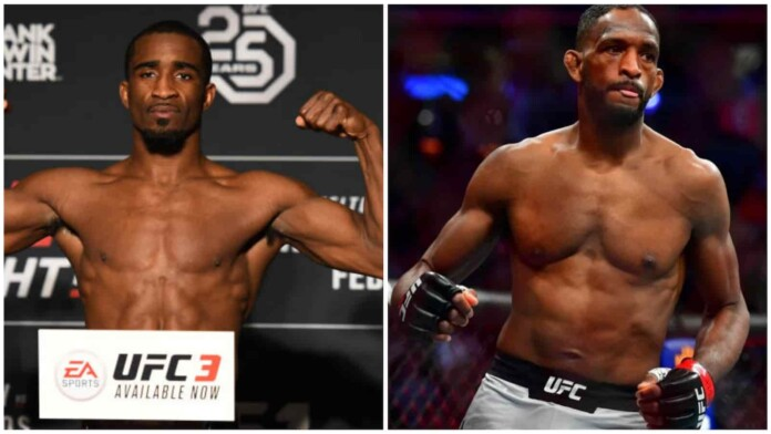 Geoff Neal and Neil Magny