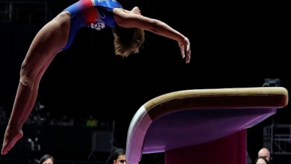 Gymnastics (Representational Image), European Artistic Gymnastics Championship