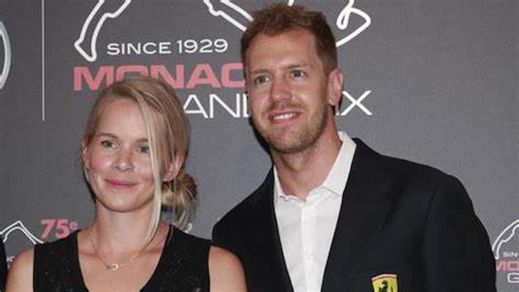 Hanna Prater and Sebastian Vettel 1 - FirstSportz