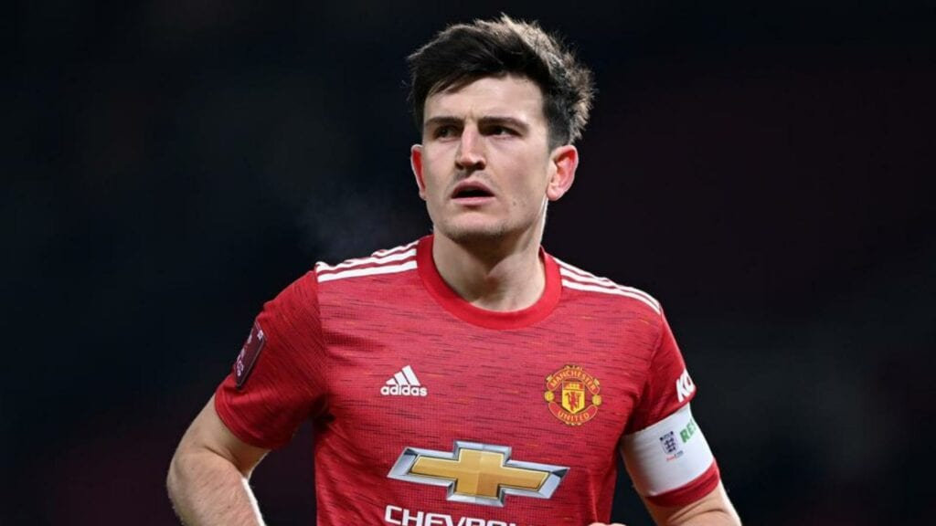 Harry Maguire, Best Manchester United players