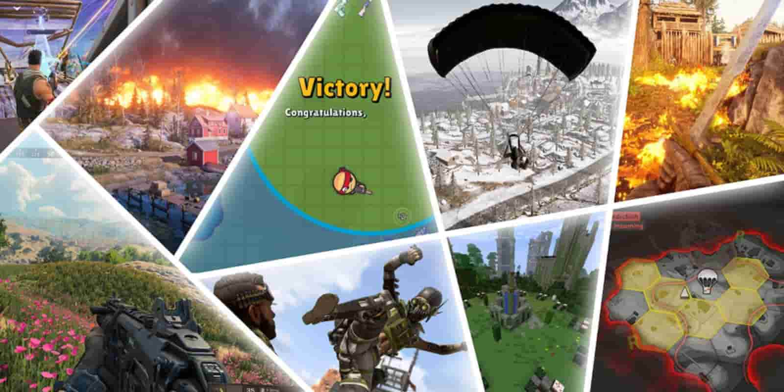 Top 5 Battle Royale Games Like PUBG Mobile