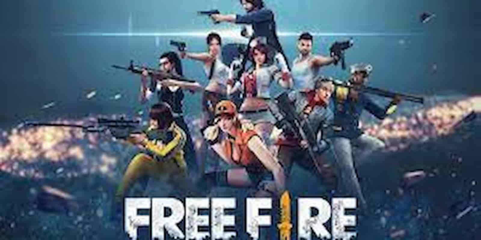 Top 5 Battle Royale Games Like PUBG Mobile: Free Fire