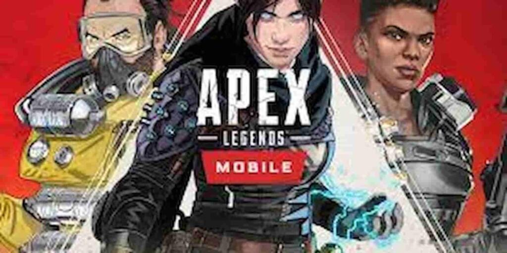 Top 5 Battle Royale Games Like PUBG Mobile: Apex Legends