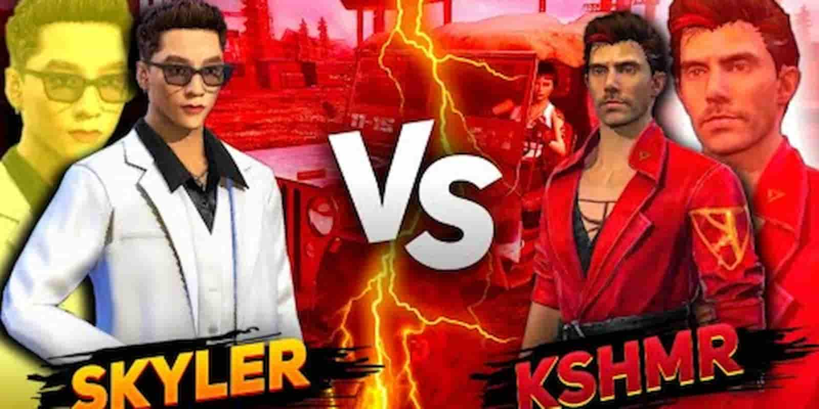 Skyler vs KSHMR (K)